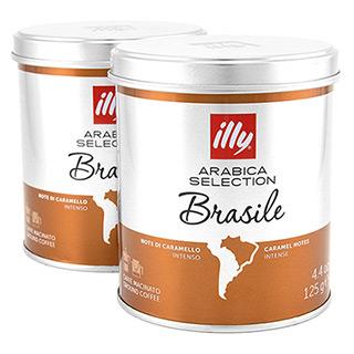 Illy Monoarabica Brasile купить
