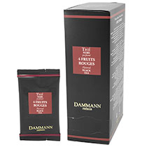 Купить чай Dammann 4 Fruits Rouges